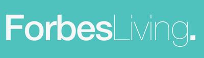 Forbes Living logo.  (PRNewsFoto/Forbes Living TV)