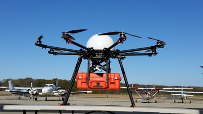 HiRO telemedical drone developed by Italo Subbarao, DO, osteopathic emergency physician