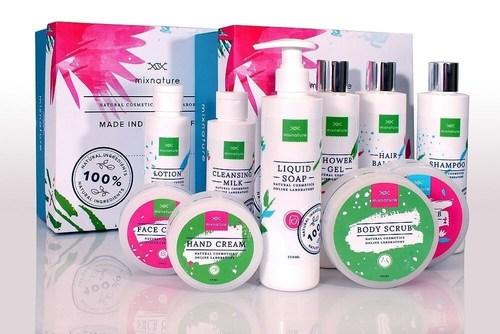 Mixnature - Natural Cosmetics Online Laboratory (PRNewsFoto/MixNature) (PRNewsFoto/MixNature)