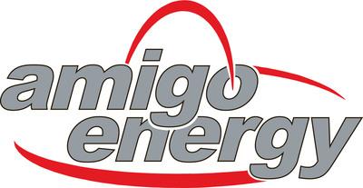 Amigo Energy logo.  (PRNewsFoto/Just Energy)