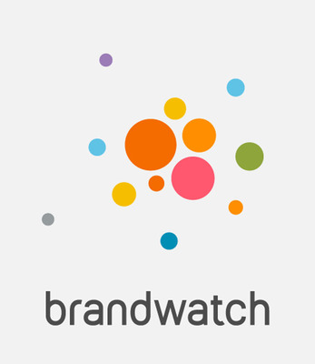 Brandwatch corporate logo.  (PRNewsFoto/Brandwatch)