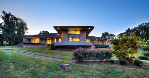Mountain Modern on Missionary Ridge.  (PRNewsFoto/Concierge Auctions)