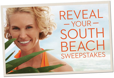 """South Beach Diet Launches """"Reveal Your South Beach"""" Sweepstakes"""