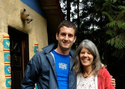 Sam Smith and his mother, Sara Fitch. Sam was shot and killed by a Seattle police officer on July 17, 2015.