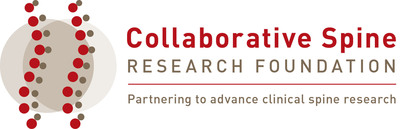 Collaborative Spine Research Foundation Logo.  (PRNewsFoto/Collaborative Spine Research Foundation)