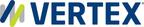 Vertex logo. (PRNewsFoto/Deloitte Tax LLP)