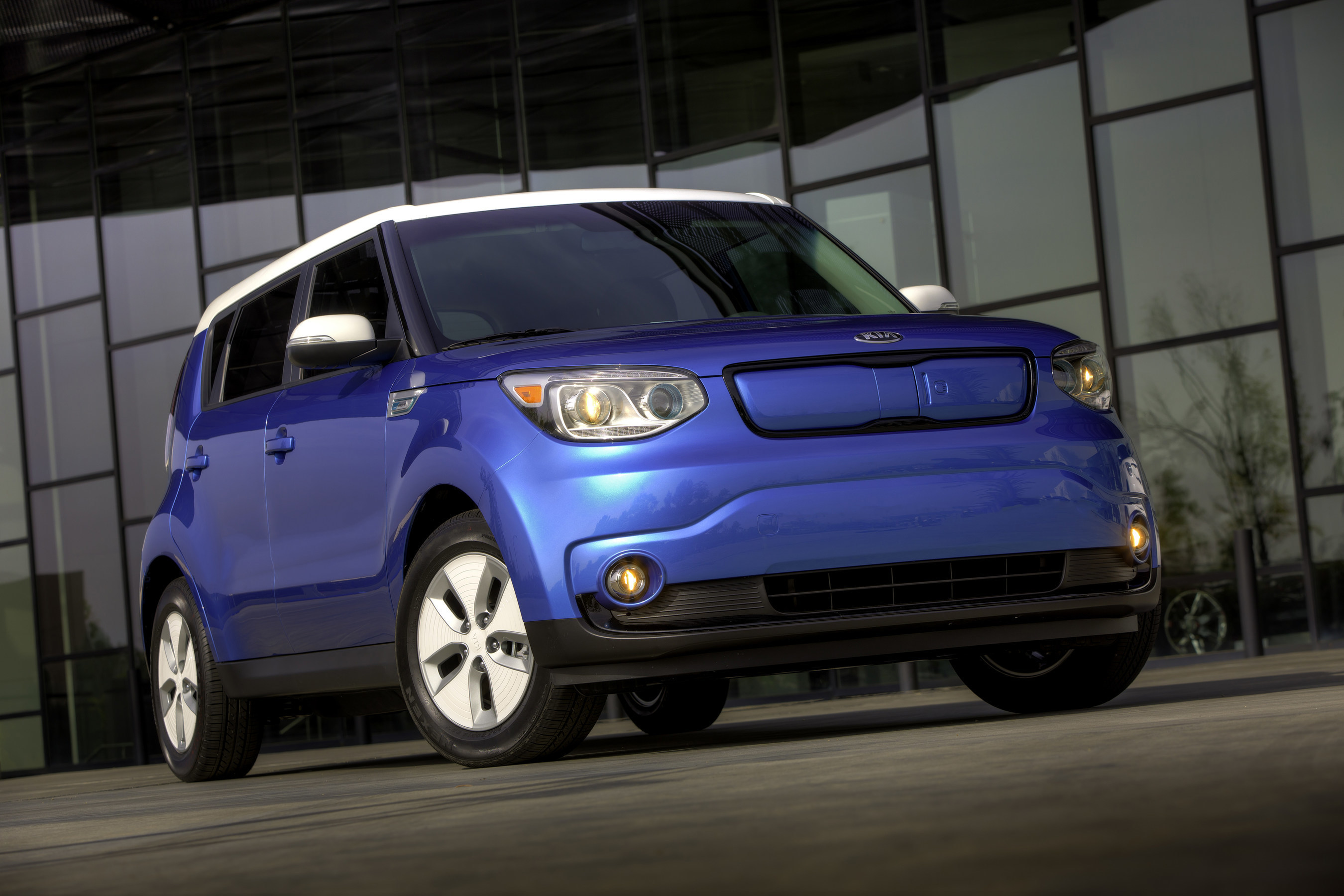 Kia Motors America Ramps Up Soul EV Infrastructure In Washington And Oregon