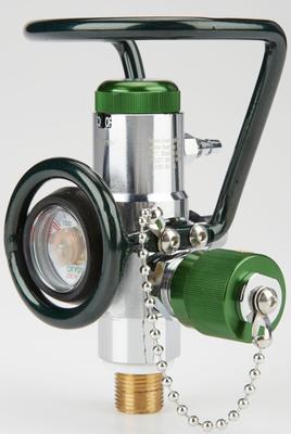 The OMNIValve with Integrated Pressure Regulator technology. (PRNewsFoto/Harrison Valve) (PRNewsFoto/HARRISON VALVE)