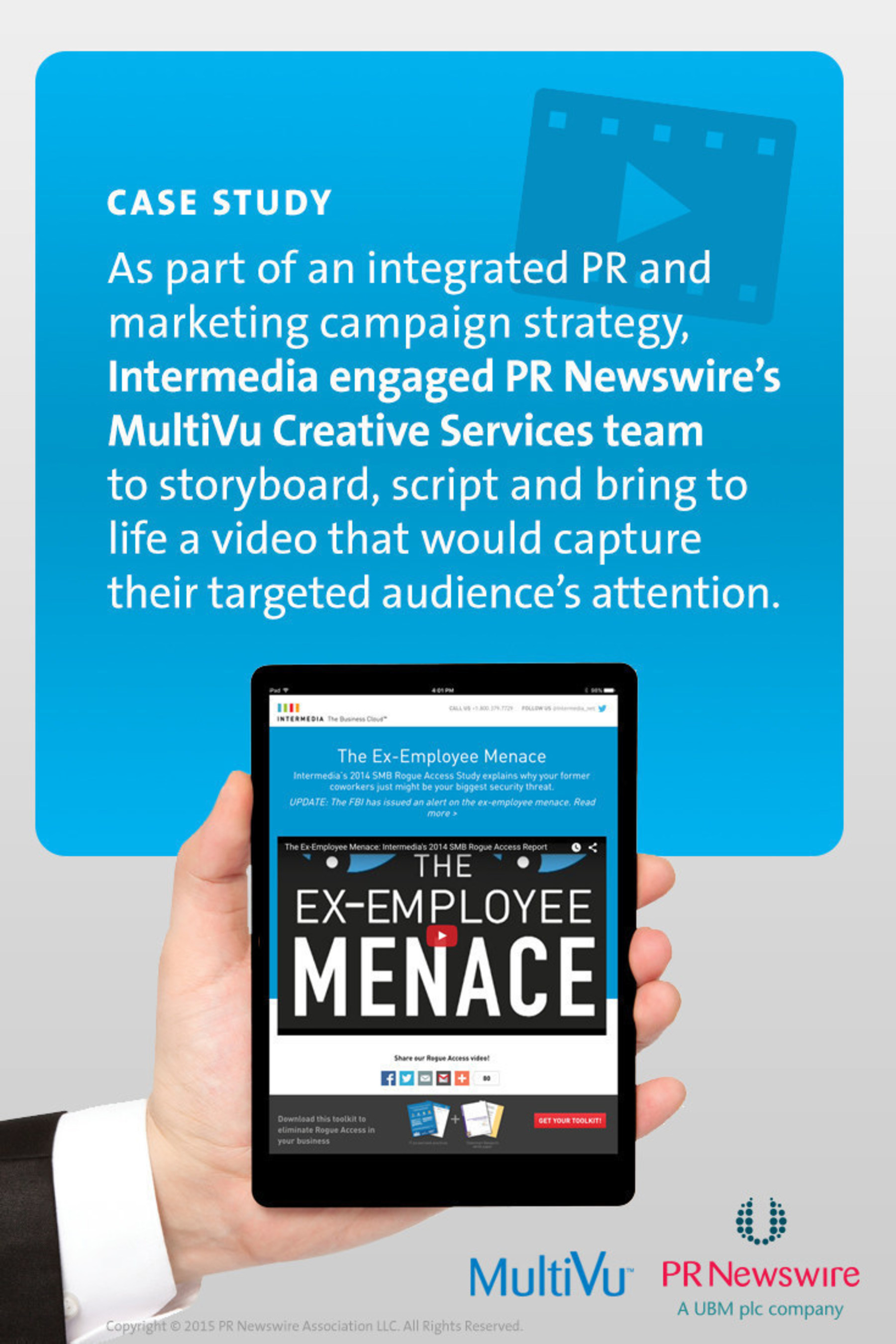 PR Newswire Case Study Highlights Success Formula for Discoverability
