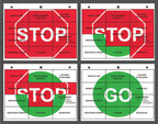 Preoperative Stop/Go Sign. Ready to Go? Optimize Patient Pre-Op with a highly visible, interactive checklist.