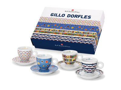 Gillo Dorfles illy Art Collection