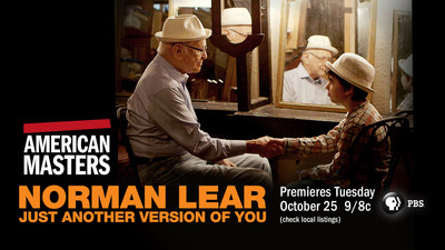 "Discover how the prolific creator of ""All in the Family,"" ""The Jeffersons,"" ""Good Times"" and ""Maude"" effected social change through his groundbreaking sitcoms and activism in ""American Masters - Norman Lear: Just Another Version of You,"" premiering nationwide Tuesday, October 25 at 9 p.m. on PBS (check local listings). The documentary features Norman Lear, George Clooney, Jon Stewart, Amy Poehler, Mel Brooks, Lena Dunham, Carl and Rob Reiner, Russell Simmons and others. PBS Distribution will release the film on Blu-ray, DVD and Digital HD the same day with additional bonus features. Preview videos & more at https://pbs.org/americanmasters"