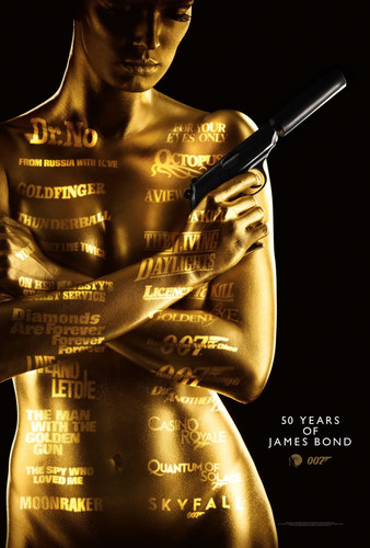 Celebrate The 50th Anniversary Of James Bond On Friday, October 5