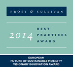 2014 European Future of Sustainable Mobility Visionary Innovation Award