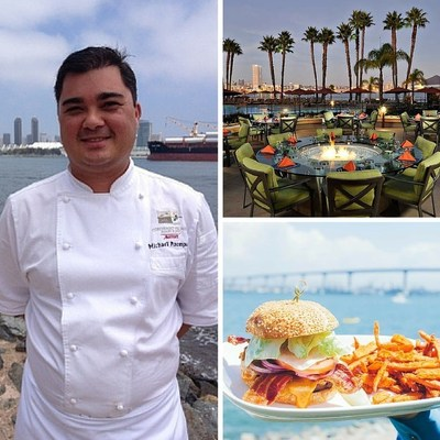 Coronado Island Marriott Resort & Spa Executive Chef Michael Poompan will participate in the March of Dimes Signature Chefs Auction on Nov. 13, 2015 and San Diego Bay Wine & Food Festival from Nov. 16-22, 2015. For information about his restaurant at the San Diego resort, visit www.marriott.com/SANCI or call 1-619-435-3000.