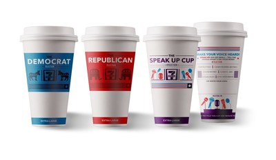 American coffee-lovers can let their voices be heard in the fifth quadrennial 7-Election(TM) Presidential Coffee Cup Poll at participating 7-Eleven(R) stores.