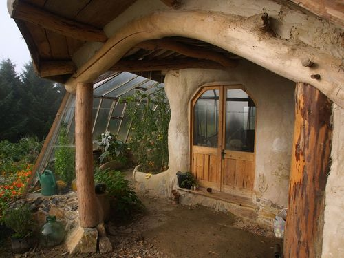 The completely CO2-friendly Eco-house in Granadilla de Abona, Spain. Available at ...