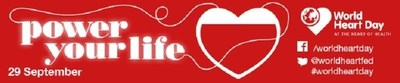 World Heart Day (PRNewsFoto/The World Heart Federation (WHF))