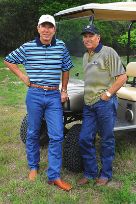 George Strait And Tom Cusick Team Up On Tapatio Springs