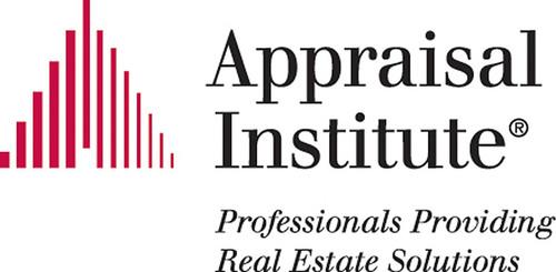 AI Logo. (PRNewsFoto/Appraisal Institute) (PRNewsFoto/)