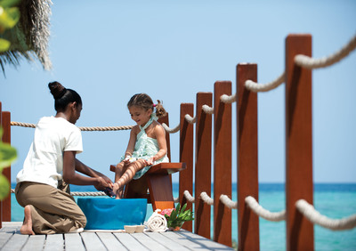 Pint-size pampering in the Maldives and more: Summer Values at Four Seasons Hotels and Resorts Mean Fun for the Whole Family, with Memories to Last a Lifetime.  (PRNewsFoto/Four Seasons Hotels and Resorts)