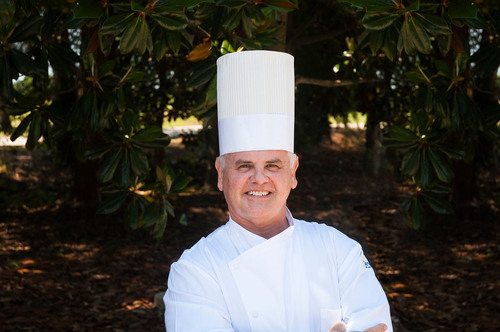 Chef Eric Chopin joins Sandestin Golf and Beach Resort as executive chef (PRNewsFoto/Sandestin Golf and Beach Resort)