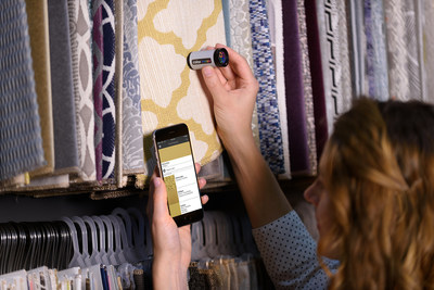 COLOR MUSE allows DIY'ers to scan, match, source, and share color inspiration for home decor and other personal shopping preferences.
