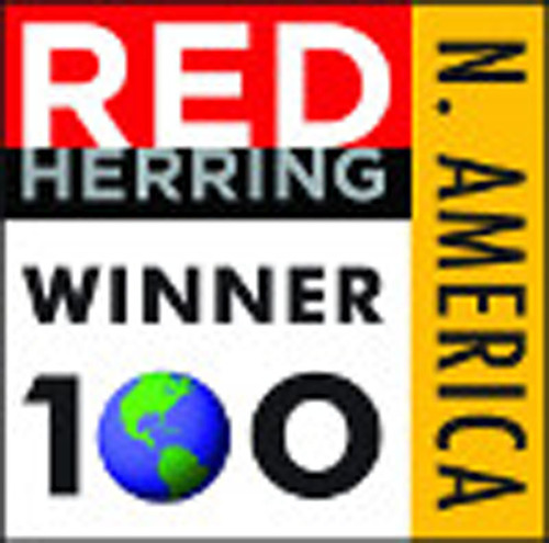 Red Herring Winner.  (PRNewsFoto/Bright Computing)