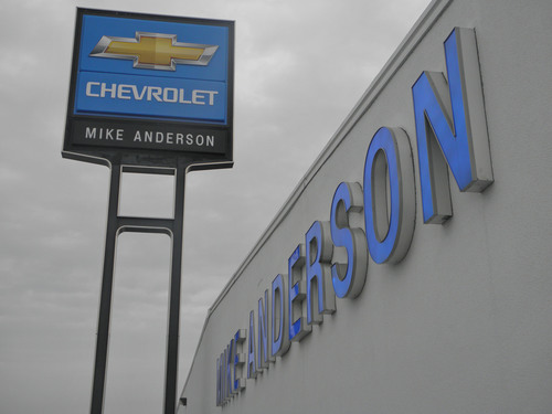 Mike Anderson Chevy Steps up to the Plate for Merrillville Little League as Part of National Chevy