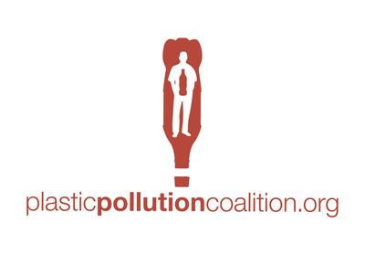 Plastic Pollution Coalition logo.  (PRNewsFoto/Plastic Pollution Coalition)