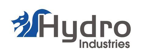 Hydro Industries logo (PRNewsFoto/Hydro Industries)