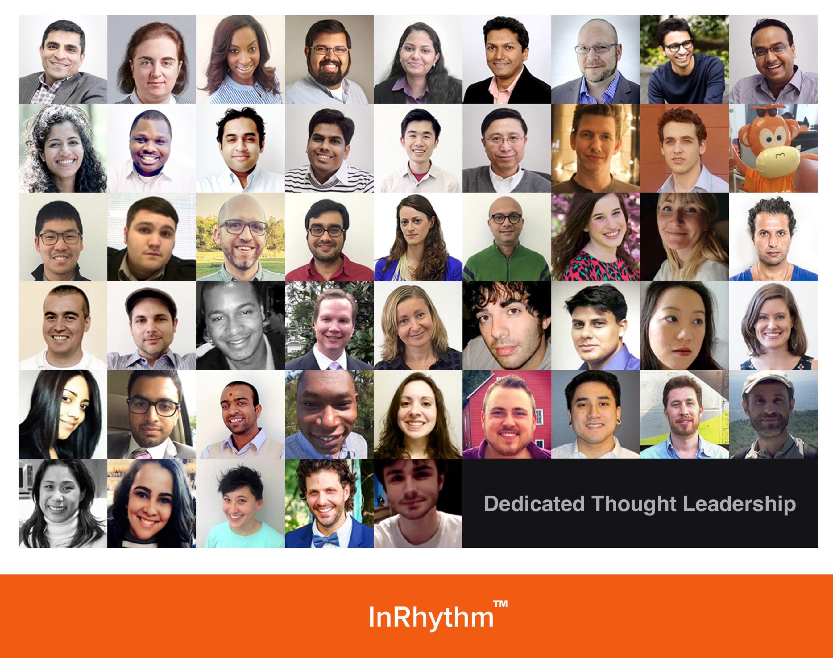 InRhythm Ranked Number 427 Fastest Growing Company in North America on Deloitte's 2015 Technology Fast 500