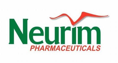 Neurim Pharmaceuticals Logo (PRNewsFoto/Neurim Pharmaceuticals)
