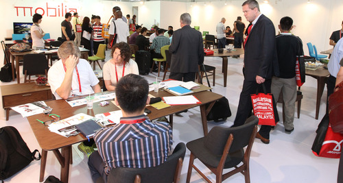 MIFF 2014 nets more buyers and record orders. (PRNewsFoto/UBM Asia (Malaysia)) (PRNewsFoto/UBM ASIA _MALAYSIA_)