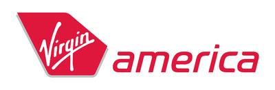Virgin America Logo. (PRNewsFoto/Alliance Data Systems Corporation) (PRNewsFoto/ALLIANCE DATA SYSTEMS CORP...)