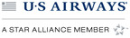 US Airways Logo.  (PRNewsFoto/American Airlines)