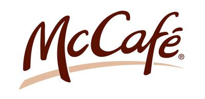 McCafe logo.  (PRNewsFoto/McDonald's)