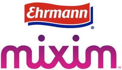 Ehrmann MIXIM logo.  (PRNewsFoto/Ehrmann USA)