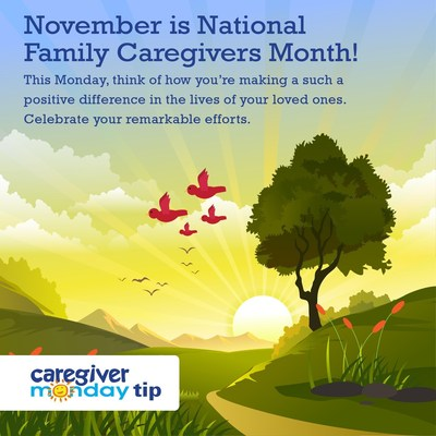 Caregiver Monday encourages caregivers to set aside time weekly Monday to focus on their health. We offer free weekly tips, social media tools, and resources: http://www.mondaycampaigns.org/campaigns/caregiver-monday/