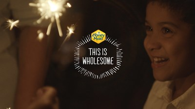 """Honey Maid has launched its next iteration of the """"This is Wholesome"""" campaign, honoring America's melting-pot roots to shine a spotlight on the ever-changing makeup of American families."""