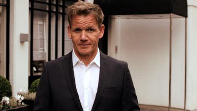 Chef and restaurateur Gordon Ramsay. (PRNewsFoto/London & Partners) (PRNewsFoto/LONDON & PARTNERS)