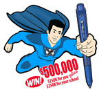 Back-To-School Shoppers Could Win $500,000 from Pentel of America®