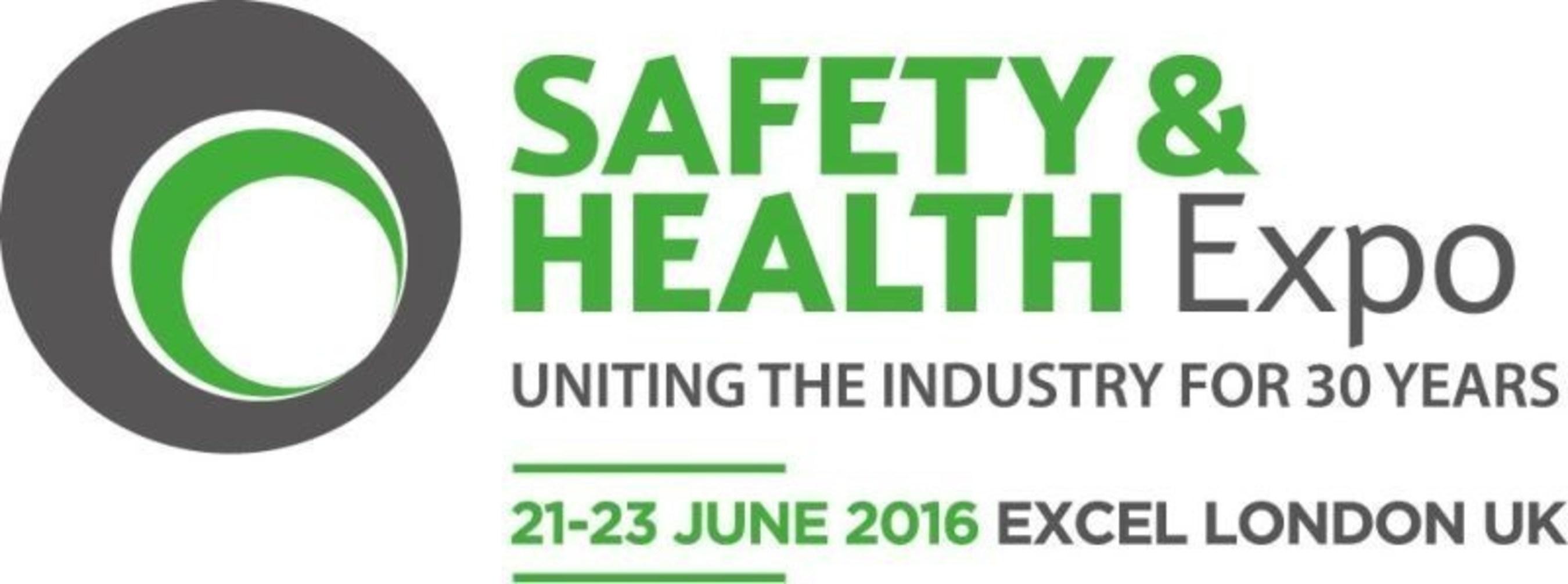Safety & Health Expo Logo (PRNewsFoto/UBM EMEA) (PRNewsFoto/UBM EMEA)
