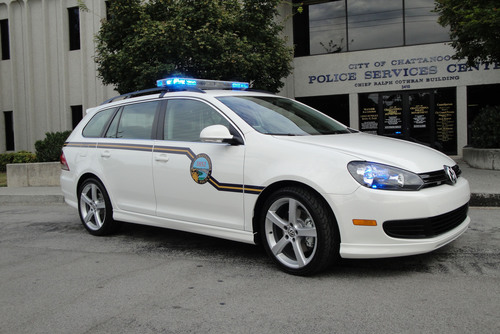 Volkswagen of America Donates Four Vehicles to Chattanooga Area Law Enforcement