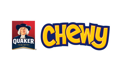 Quaker® Chewy Granola Bars Help Families Prep For The Back ... Quaker Chewy Logo