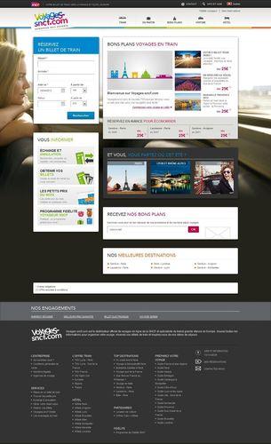 TGV-europe.com devient Voyages-sncf.com, expert européen de la distribution de trains vers la
