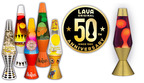 Lava Lamp Celebrates 50 Years Along with The Beatles' 13 Album Releases! Limited-Edition Anniversary Collection Lava Lamp (​right​), plus The Beatles and Yellow Submarine Themed Lava Lamps available on www.lavalite.com September 1!