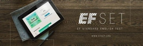 Two new studies show that the EF Standard English Test, the world's first free standardized test, correlates positively with TOEFL and IELTS, thus showing that the EFSET is as accurate as TOEFL and IELTS. (PRNewsFoto/EF Education First) (PRNewsFoto/EF Education First)