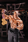 Mr. Olympia Phil Heath Agrees To Multi-Year Contract With American Media, Inc.'s Weider Publications (PRNewsFoto/American Media, Inc.)
