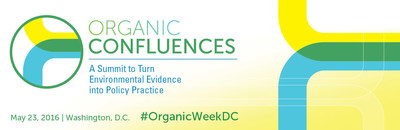 Organic Summit will take place Monday, May 23, in D.C.